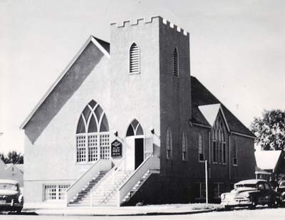 1947  First Christian Reformed Church