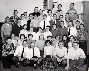 1960 YP bowling league